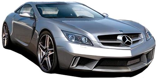 Mercedes benz bola de cristal for Mercedes benz deportivo
