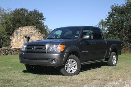 Toyota tundra 2004 superior 161 y hay grandes planes para el futuro